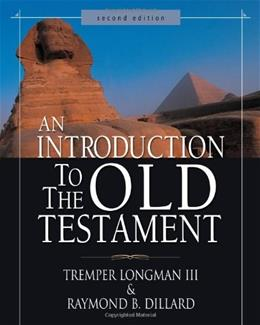 Introduction to the Old Testament, by Longman, 2nd Edition 9780310263418