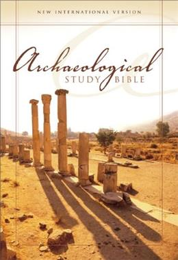 NIV Archaeological Study Bible, An Illustrated Walk Through Biblical History and Culture, by Kaiser 9780310938507