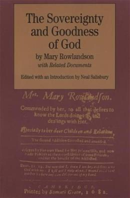 Sovereignty and Goodness of God with Related Documents, by Salisbury 9780312111519
