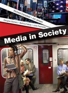 Media and Society: A Brief Introduction, by Campbell 9780312179861