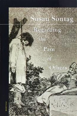Regarding the Pain of Others, by Sontag 9780312422196