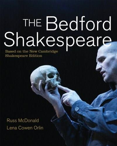 The Bedford Shakespeare Based on t 9780312439637