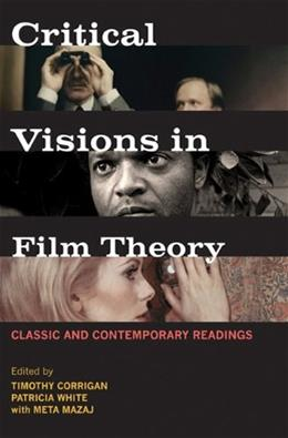 Critical Visions in Film Theory, by Corrigan 9780312446345
