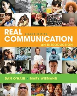 Real Communication: An Introduction, by O