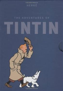 Adventures of Tintin: Collectors Gift Set, by Herge 9780316006682