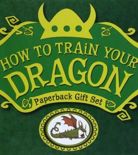 How to Train Your Dragon, by Cowell, Grades 3-7, 9 BOOK SET PKG 9780316249539