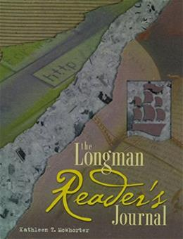 The Longman Readers Journal 6th 9780321088437
