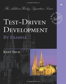 Test Driven Development: By Example, by Beck 9780321146533