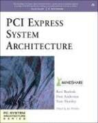 Pci Express System Architecture, by Budruk 9780321156303