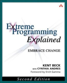 Extreme Programming Explained, by Beck, 2nd Edition 9780321278654