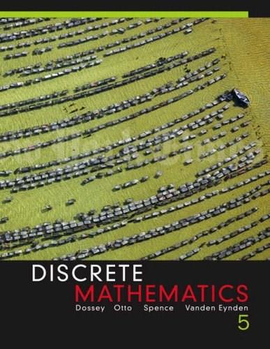 Discrete Mathematics (5th Edition) 9780321305152