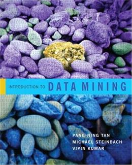 Introduction to Data Mining 1 9780321321367