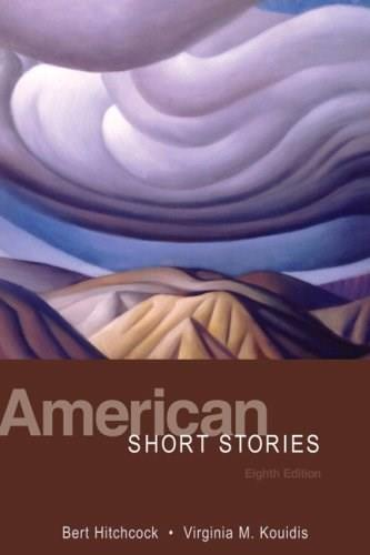 American Short Stories (8th Edition) 9780321484895