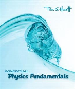 Conceptual Physics Fundamentals PKG 9780321501363