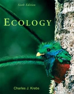 Ecology: The Experimental Analysis of Distribution and Abundance (6th Edition) 9780321507433