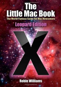 Little MAC Book, by Williams, Leopard Edition 9780321509413