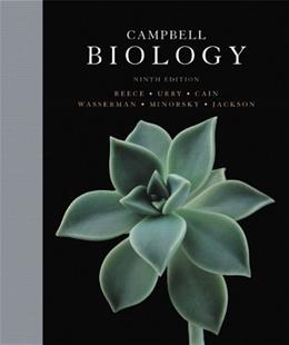 Biology, by Campbell, 9th Edition 9 PKG 9780321558145
