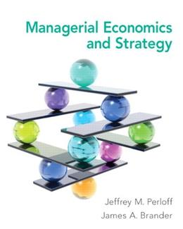 Managerial Economics and Strategy 1 9780321566447