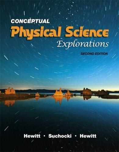 Conceptual Physical Science Explorations (2nd Edition) 2 PKG 9780321567918