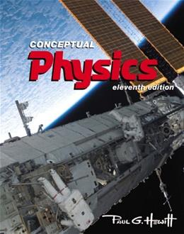 Conceptual Physics (11th Edition) 11 PKG 9780321568090