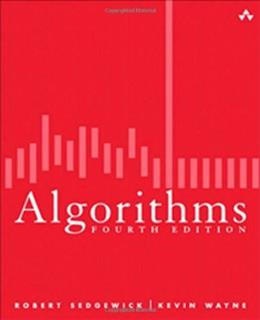 Algorithms (4th Edition) 9780321573513