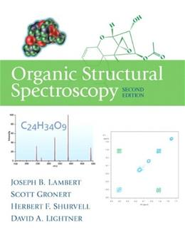 Organic Structural Spectroscopy (2nd Edition) 9780321592569