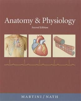 Anatomy and Physiology, by Martini, 2nd Edition 2 w/CD 9780321597137