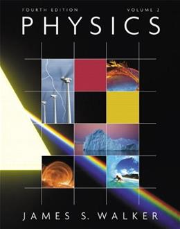 Physics, by Walker, 4th Edition, Volume 2 4 PKG 9780321597502