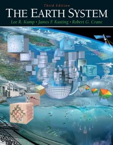 The Earth System (3rd Edition) 9780321597793