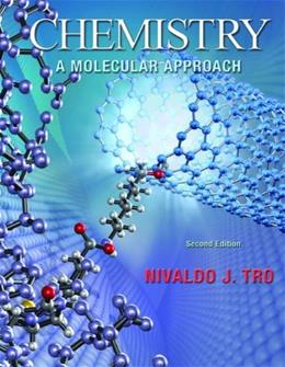 Chemistry: A Molecular Approach, by Tro, 2nd Edition 9780321651785
