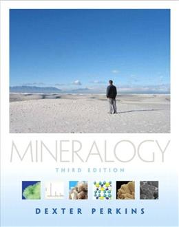 Mineralogy, by Perkins, 3rd Edition 9780321663061