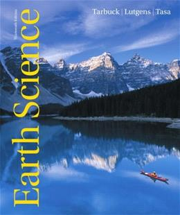 Earth Science (13th Edition) 9780321688507