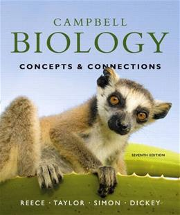 Biology: Concepts & Connections, by Reec, 7th Edition 9780321696816