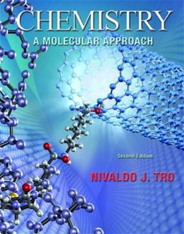 Chemistry: A Molecular Approach, by Tro, 2nd Edition 2 PKG 9780321706157