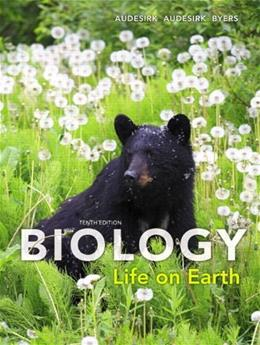 Biology: Life on Earth (10th Edition) 9780321729712