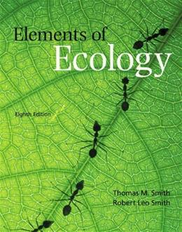 Elements of Ecology (8th Edition) 8 PKG 9780321736079