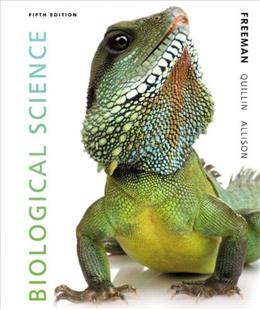 Biological Science (5th Edition) 9780321743671