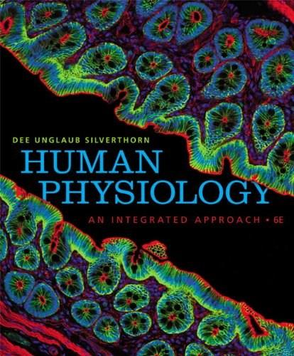 Human Physiology: An Integrated Approach (6th Edition) 9780321750075