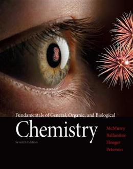 Fundamentals of General, Organic, and Biological Chemistry (7th Edition) 9780321750839