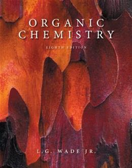 Organic Chemistry, by Wade, 8th Edition 8 PKG 9780321768148