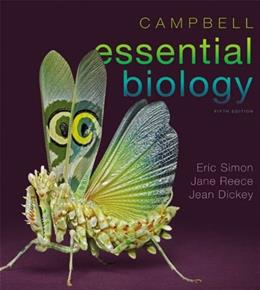 Campbell Essential Biology, by Simon, 5th Edition 9780321772596