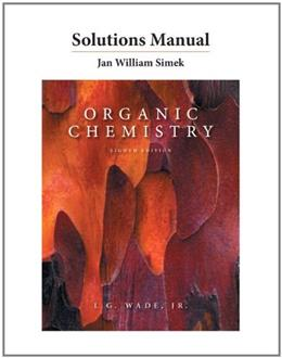 Solutions Manual for Organic Chemistry 8 9780321773890