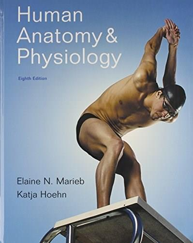 Human Anatomy and Physiology, by Marieb, 8th Edition, 3 Book Set 8 PKG 9780321778321