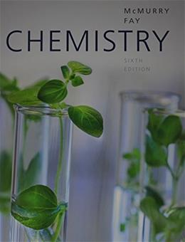 Chemistry, by McMurry, 6th Edition, 2 BOOK SET 6 PKG 9780321788443