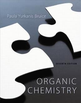 Organic Chemistry, by Bruice, 7th Edition 7 PKG 9780321803078