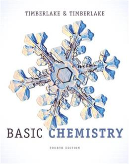 Basic Chemistry (4th Edition) 9780321809285