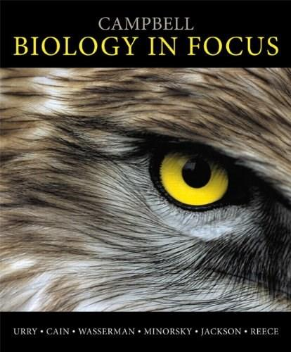 Campbell Biology in Focus - Standalone book 1 9780321813800
