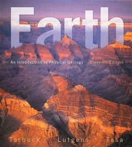 Earth: An Introduction to Physical Geology Plus MasteringGeology with eText -- Access Card Package (11th Edition) 11 PKG 9780321813930