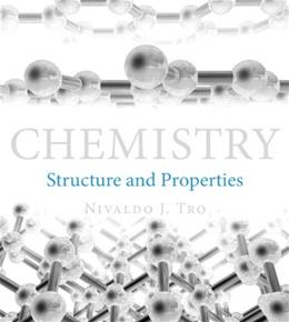 Chemistry: Structure and Properties 1 9780321834683