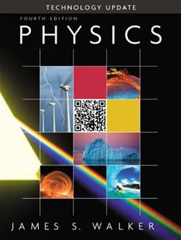 Physics, by Walker, 4th Edition, Technology Update 4 PKG 9780321903037